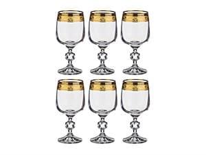 """Набор бокалов для вина """"Клаудия"""" 6шт. 230мл"""