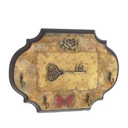 Ключница, 25*18 см - фото 10337