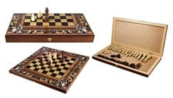 "Шахматы ""Пегас"" 50*25*5 см - фото 6939"