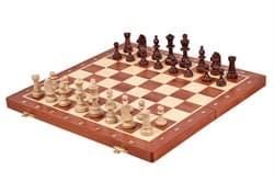 """Шахматы """"Торнамент - 4"""" 42*24*5см - фото 7437"""