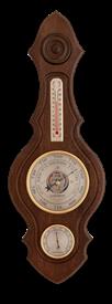 Метеостанция БМ74 бар - барометр, термометр, гигрометр 20*56см