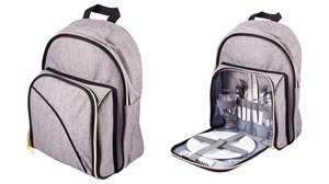 Набор для пикника на 2 персоны в рюкзаке 29*9*37см