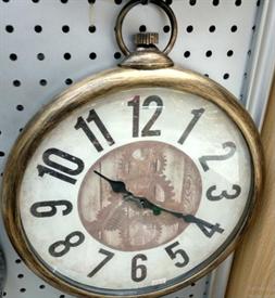Часы настенные 36*42см