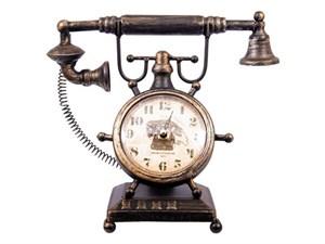 """Часы """"Телефон"""" настольные 29*14*26 см"""