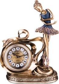 """Часы настольные """"Балерина"""" 25,5*12*29,5 см."""
