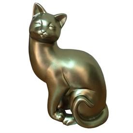 Фигура декоративная Кошка 13*8*19 см