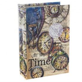 "Шкатулка-фолиант ""Часы времени"" 24*16*8см"