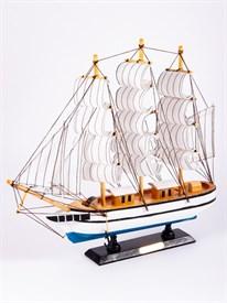 Модель корабля, 32*31 см
