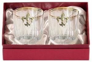"Набор бокалов для виски ""Карат"" в подарочной коробке"