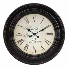 Часы настенные декоративные 50,5*6*50,5см