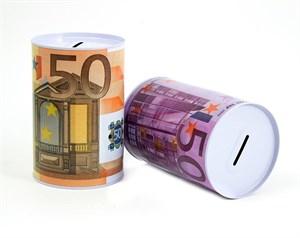 Копилка Евро 10*15см