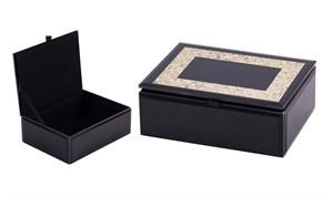 Шкатулка для ювелирных украшений, 16*12*6 см