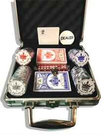 Empire 100 набор для игры в покер, 100 фишек