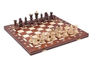 "Шахматы ""Амбассадор"" 54*27*6 см"