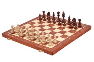 """Шахматы """"Торнамент - 4"""" 42*24*5см"""