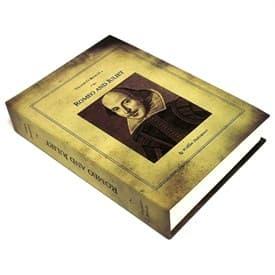 """Книга-сейф """" Ромео и Джульетта"""", 15*4*21,5см"""