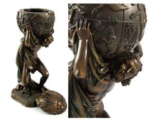 """Статуэтка """"Титан"""" с шкатулкой 33см"""