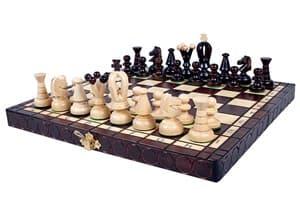 "Шахматы ""Королевские"" малые 30*15*5см"