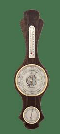 Метеостанция БМ79: барометр, термометр, гигрометр 15*50см