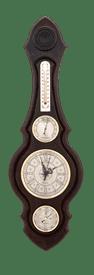 Часы-метеостанция БМ75 - барометр, термометр, гигрометр 60*20см