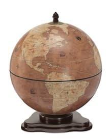 Глобус бар «Галилео» настольный d=40см, 40*40*50см